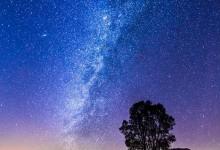 繁星满天 看世界上最美丽的夜空